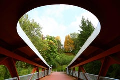 Esch-sur-Alzette Footbridge, Grand Duchy of Luxembourg