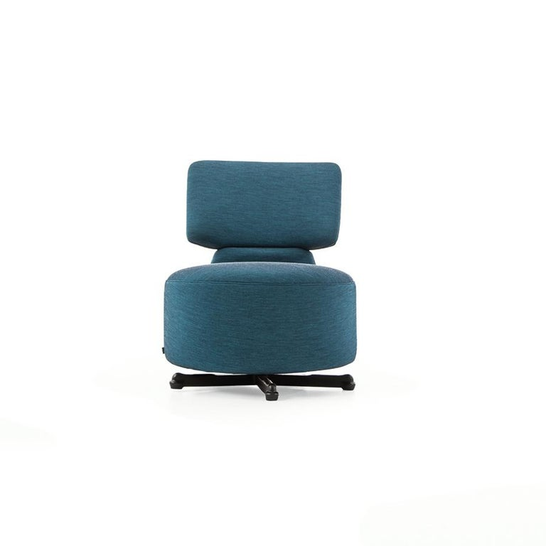 """Designed by Toshiyuki Kita in 2000. Manufactured by Cassina in Italy.  A design that responds to the needs of modern-day society and the rhythms of life in the era of the home office, where the technology is """"always on"""", as much in the home as it"""