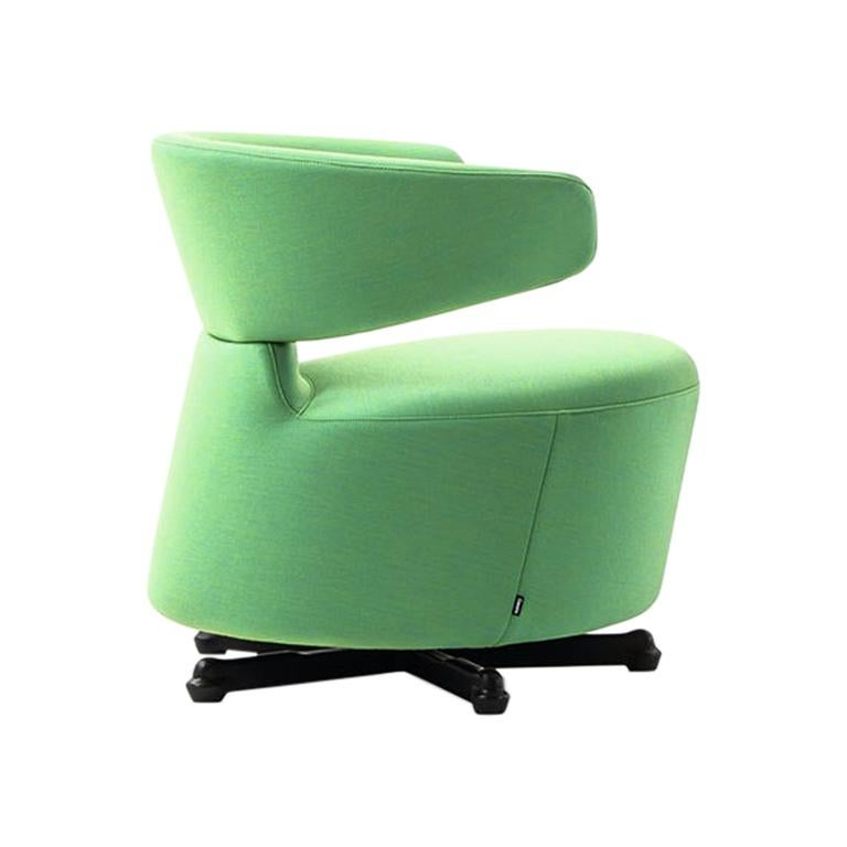 Toshiyuki Kita 'Biki' Swivel Armchair by Cassina For Sale
