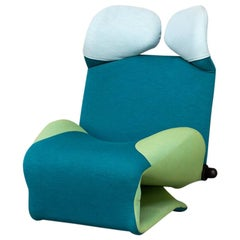 Toshiyuki Kita 'wink' Chair, Special Edition 'gerrit' for Cassina