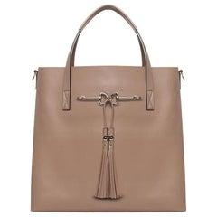 Tote - Hazelnut Leather Handbag