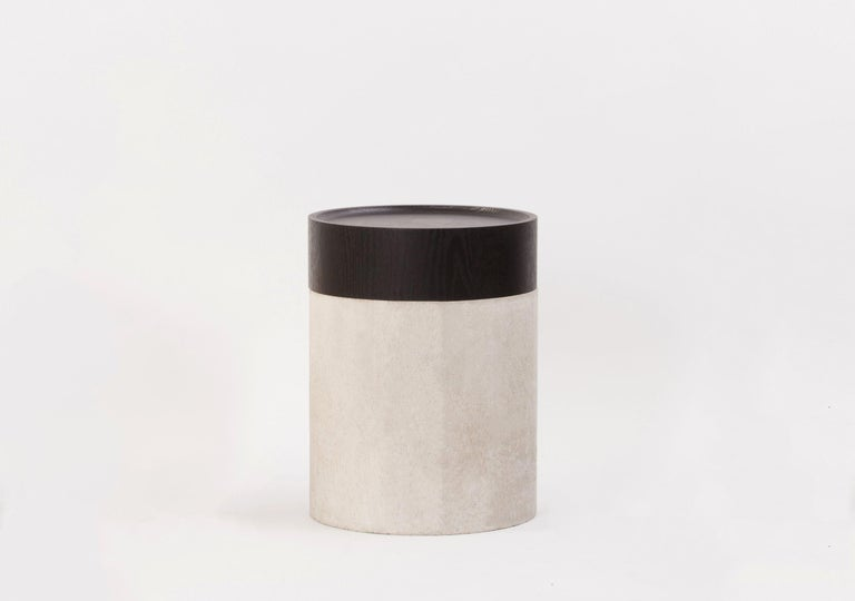 Totem side table by Estudio Persona
