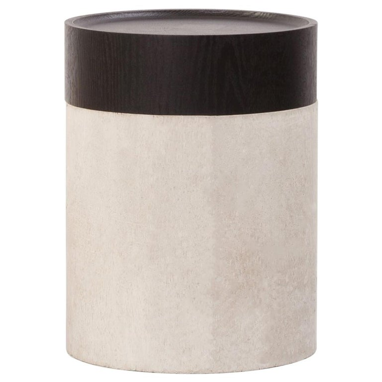 Totem Side Table by Estudio Persona For Sale
