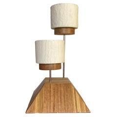 Totem Table Lamp by Mascia Meccani #12