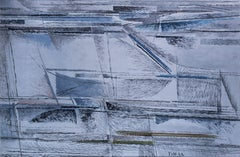 Libeccio (Southwest Wind) - Oil on Canvas -1954