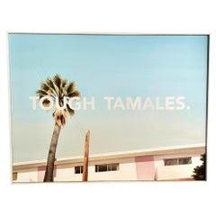 Tough Tamales, Original Painting of Los Angeles