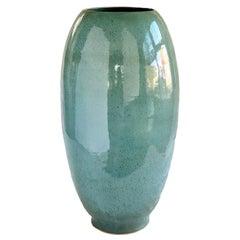 Tourmaline #13 Ceramic Vessel by Thom Lussier