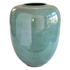Tourmaline #16 Ceramic Vessel by Thom Lussier