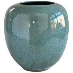 Tourmaline #8 Ceramic Vessel by Thom Lussier