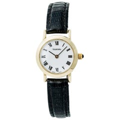 Tourneau No-Model No-Ref#, White Dial, Certified and Warranty