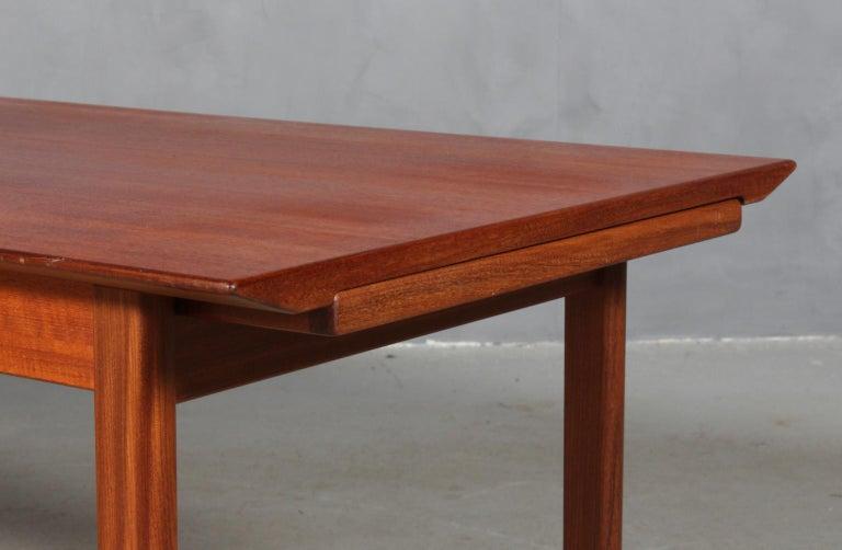 Swedish Tove & Edvard Kindt Larsen, Coffee / Sofa Table For Sale
