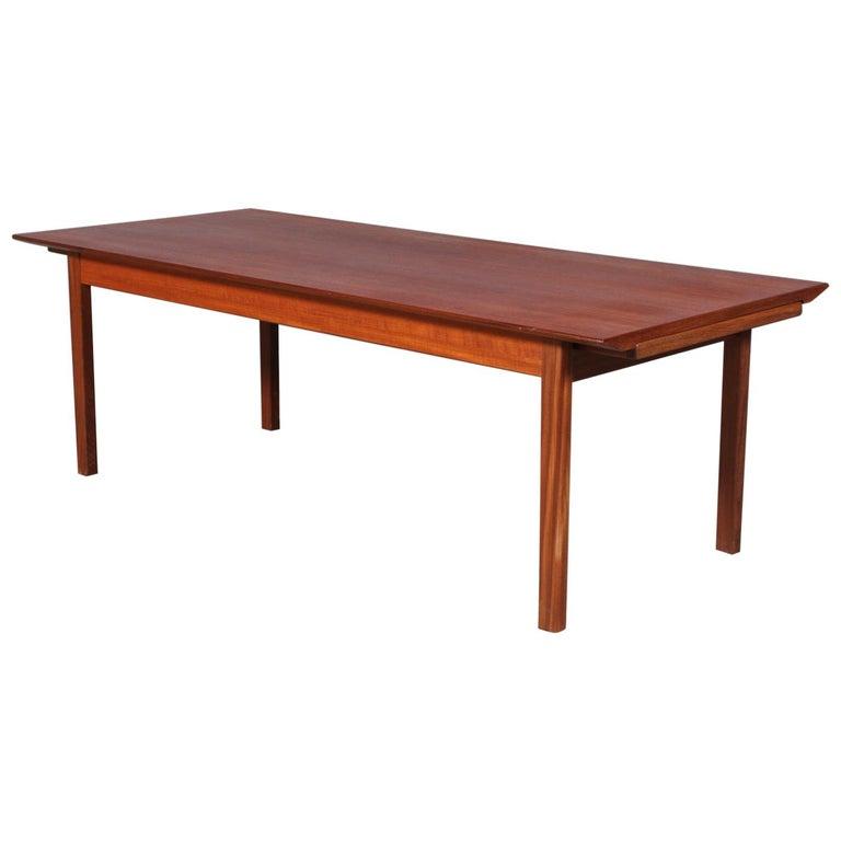 Tove & Edvard Kindt Larsen, Coffee / Sofa Table For Sale
