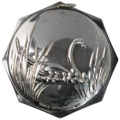 Towle Sterling 1977 Seven Swans a Swimming Ornament