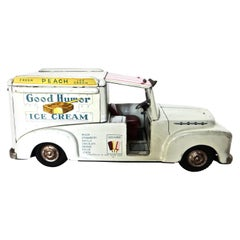 "Toy ""Good Humor"" Ice Cream Truck, circa 1952"