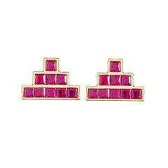 TPL Vermeil Cubic Zirconia Earrings