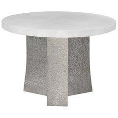 TPN Rock Crystal Table by Phoenix