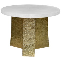 TPR Rock Crystal Table by Phoenix