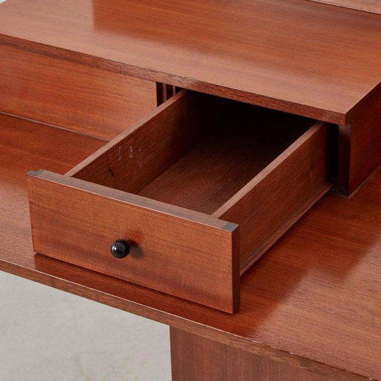 Trabucco and Vecchi 'SC73' Desk for Poggi, Italy, 1983 For Sale 4
