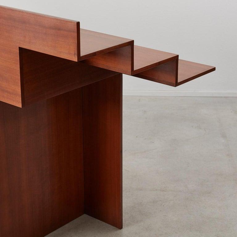 Trabucco and Vecchi 'SC73' Desk for Poggi, Italy, 1983 For Sale 5