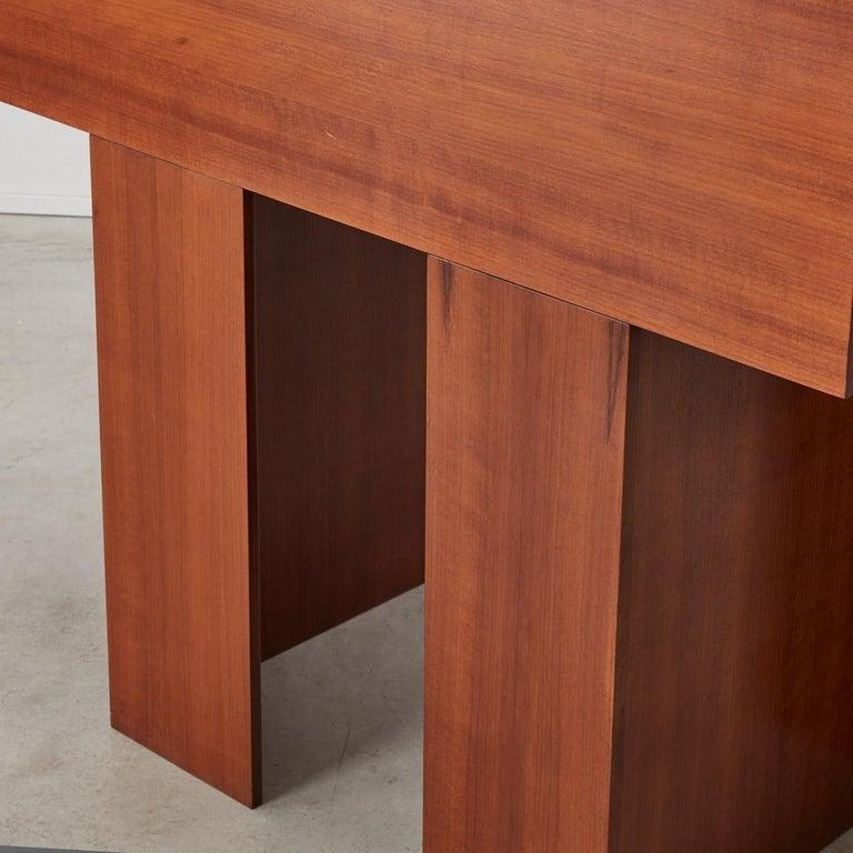 Trabucco and Vecchi 'SC73' Desk for Poggi, Italy, 1983 For Sale 6
