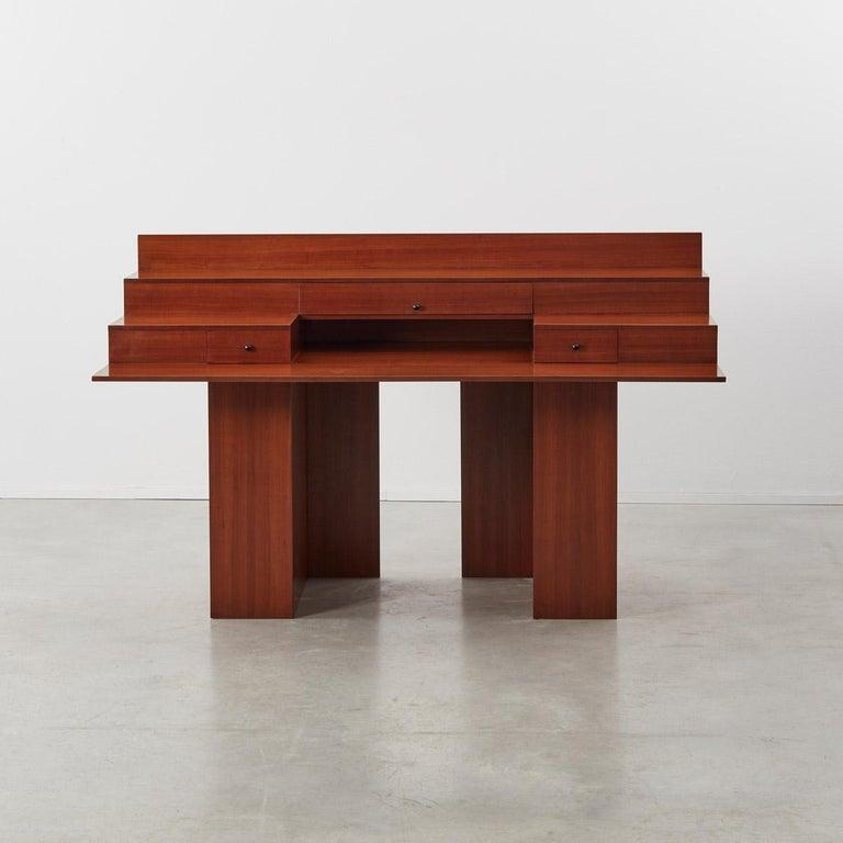 Trabucco and Vecchi 'SC73' Desk for Poggi, Italy, 1983 In Excellent Condition For Sale In London, GB