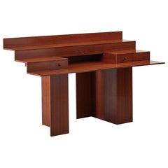 Trabucco and Vecchi 'SC73' Desk for Poggi, Italy, 1983