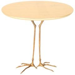 """""""Traccia"""" Gueridon Table by Meret Oppenheim for Simon Gavina"""