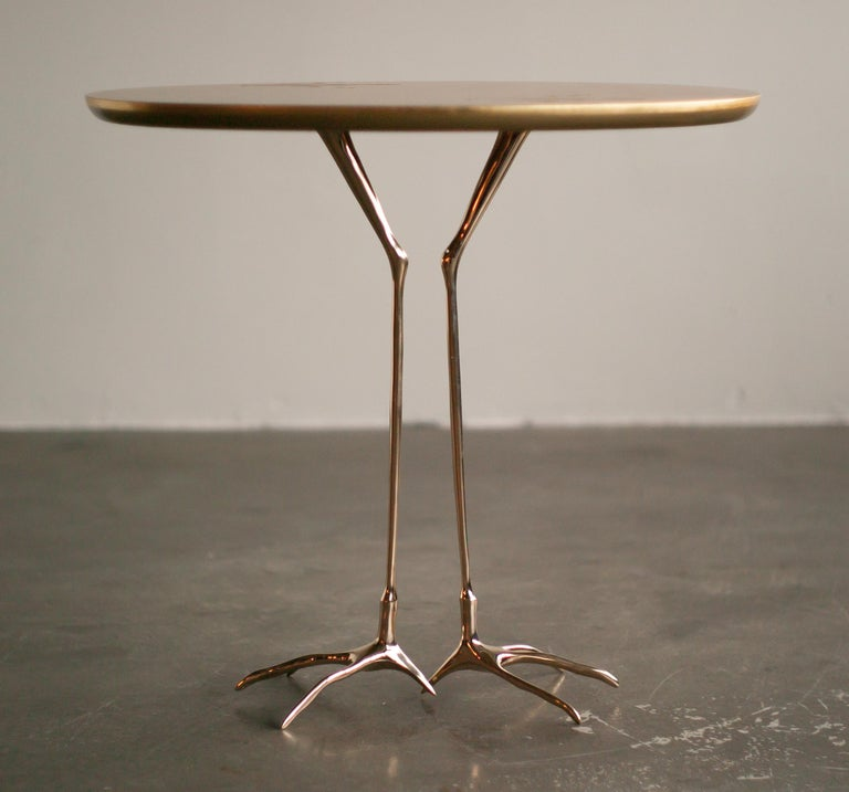 Traccia Table by Meret Oppenheim For Sale 1