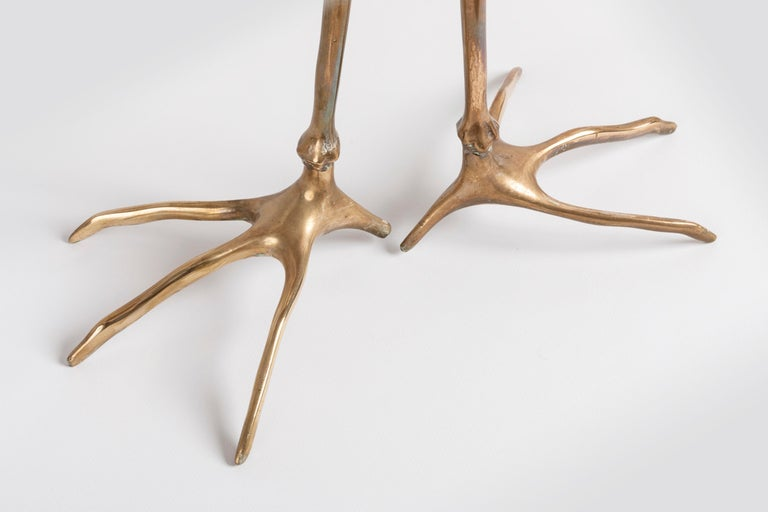 Italian Traccia Table Designed by Meret Oppenheim For Sale