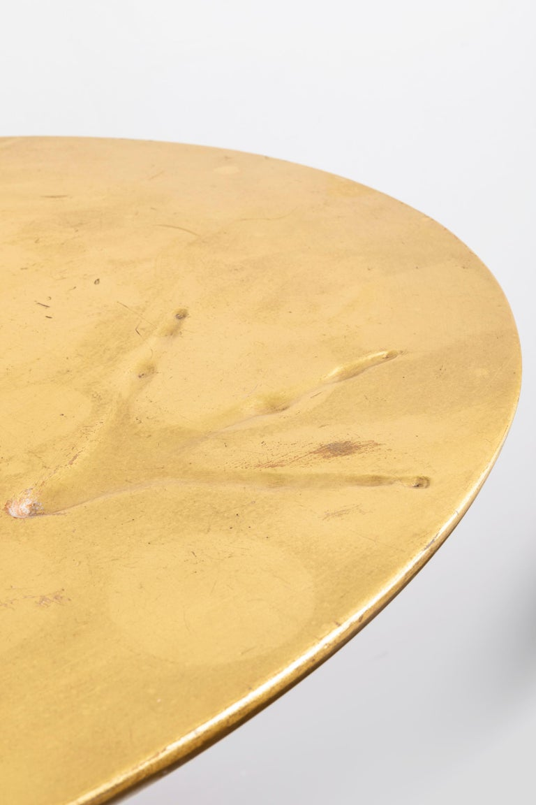 Traccia Table Designed by Meret Oppenheim In Good Condition For Sale In Paris, Ile-de-France