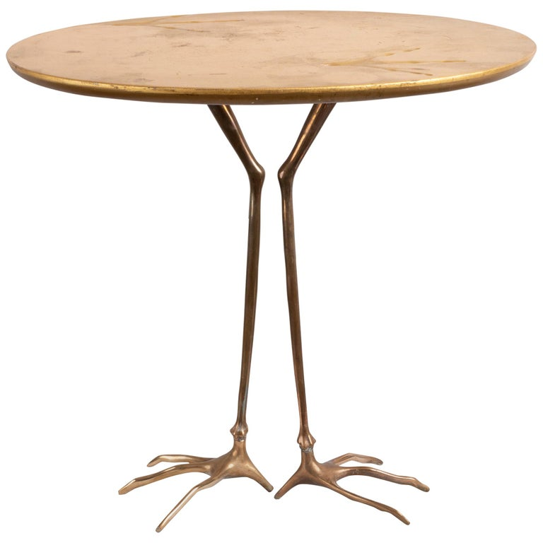Traccia Table Designed by Meret Oppenheim For Sale