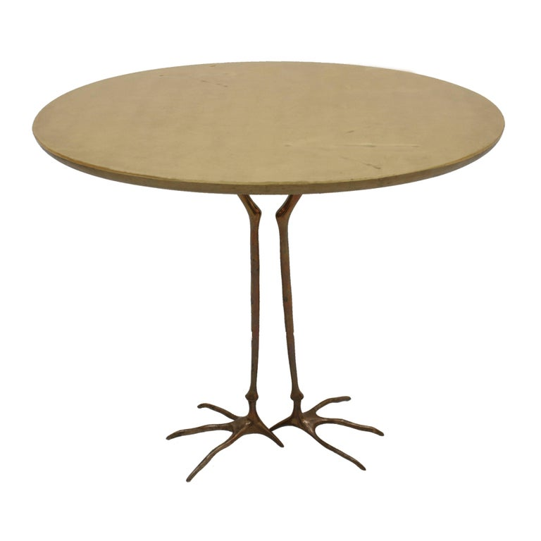 """Traccia"" Table Designed by Meret Oppenheim in 1936 and Edited by Gavina For Sale"