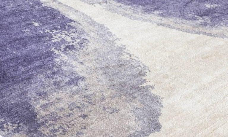 Trace De Pas rug Size: 10'1