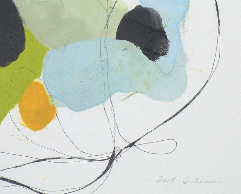 0118.13 - Abstract Expressionist Art by Tracey Adams