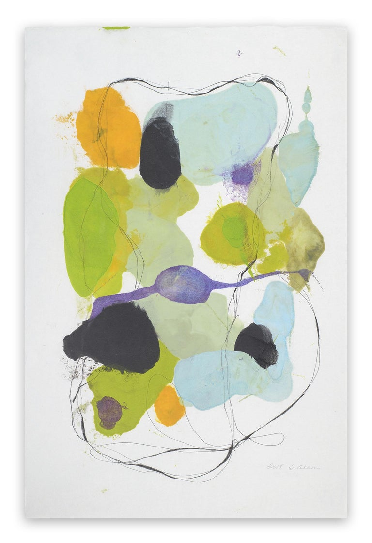 Tracey Adams Abstract Drawing - 0118.13
