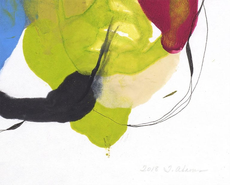 0118.4 - Abstract Expressionist Art by Tracey Adams
