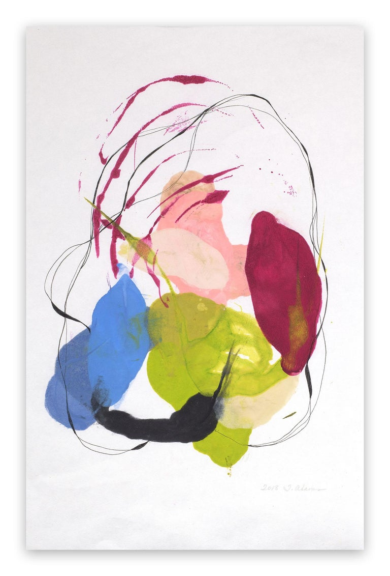 Tracey Adams Abstract Drawing - 0118.4