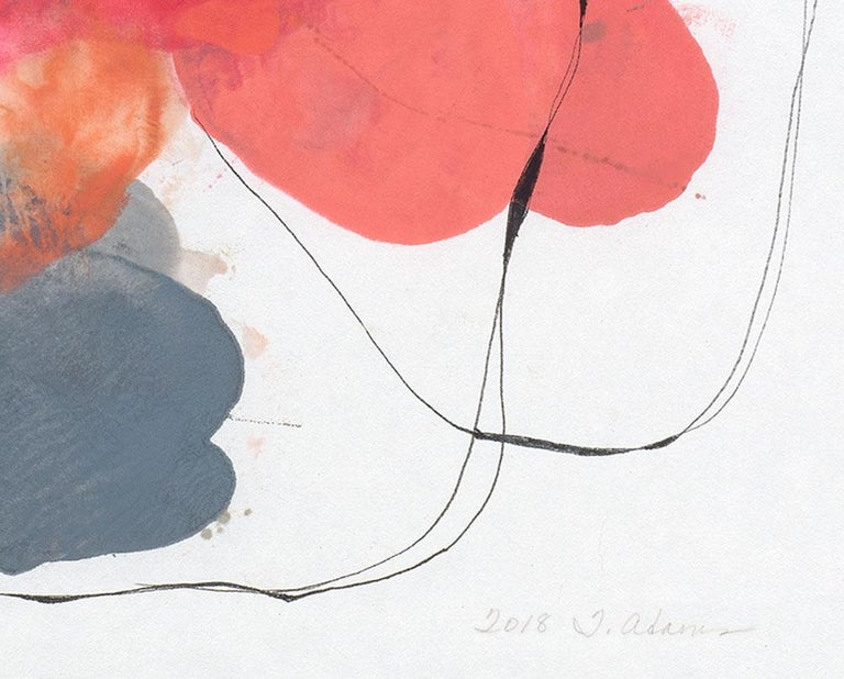 0118.5 - Abstract Expressionist Art by Tracey Adams
