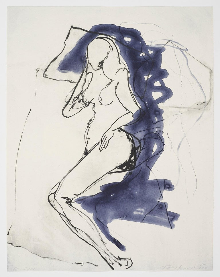 More of you (2014) (signed) - Print by Tracey Emin