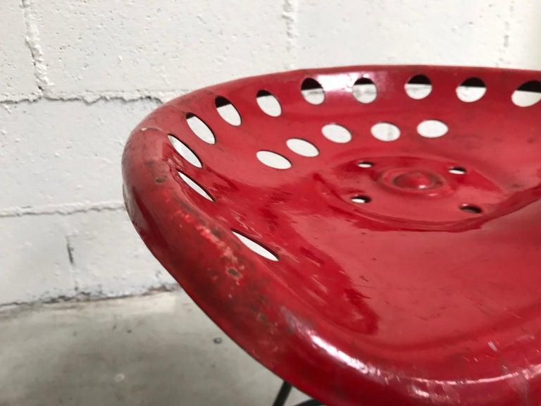 Tractor Seat Stools Benjamin Baldwin, 1960's For Sale 11