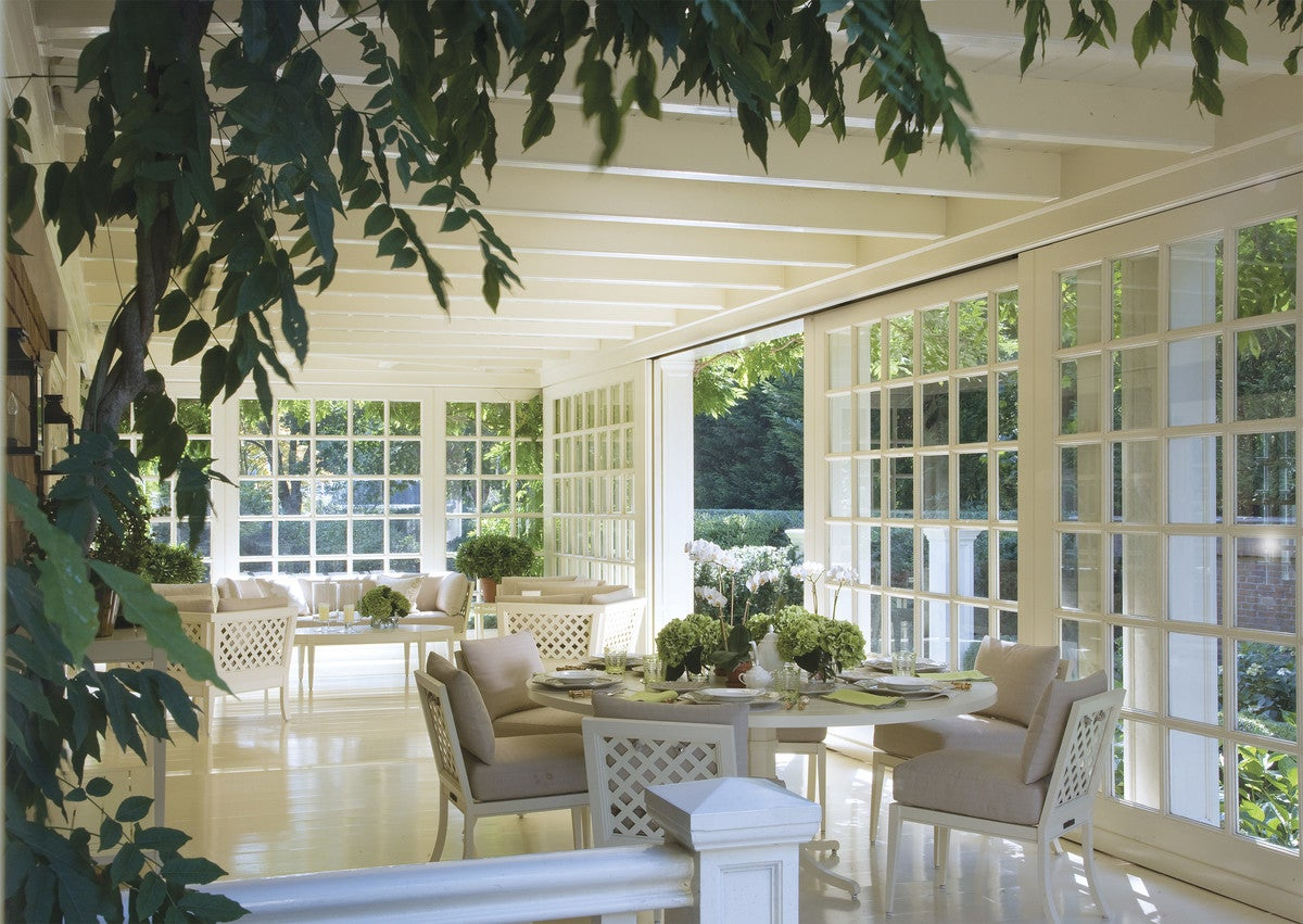 Traditional Patio and Deck in US by Thomas Pheasant Interiors