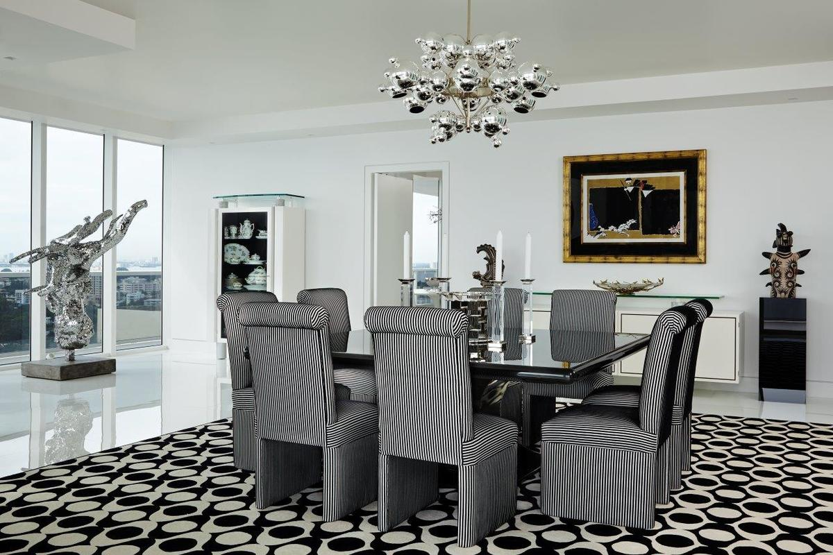 100+ [ Dining Room Furniture Miami ] | Best 20 Glass Dining Room ...