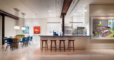 Shawn Henderson Interior Design - Downtown Loft