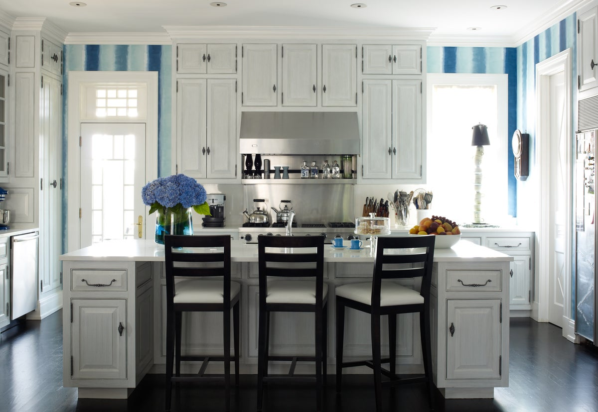contemporary kitchen in hamptons ny by richard mishaan design