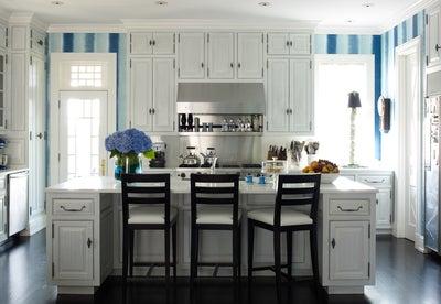 Hamptons summer home by richard mishaan design for K kitchen company cheektowaga ny