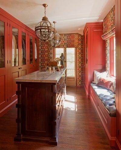 Italianate villa by martyn lawrence bullard design for Closet design los angeles