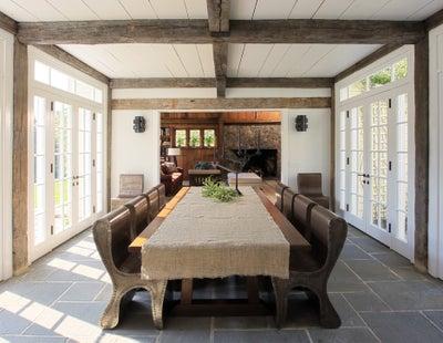 Shawn Henderson Interior Design - Connecticut Farmhouse