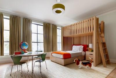 Shawn Henderson Interior Design - Village Townhouse