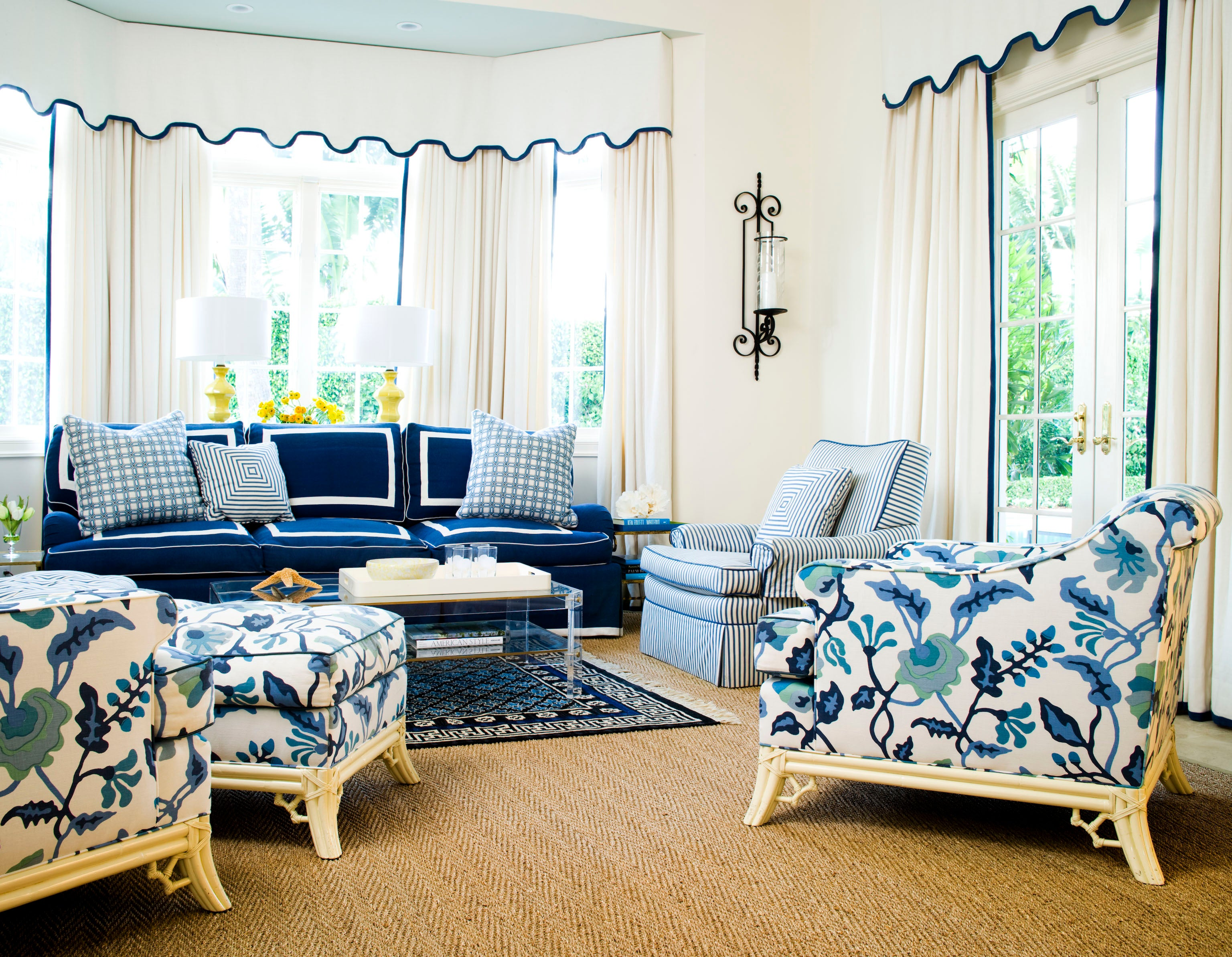 Florida Retreat. Family Home By Kemble Interiors ...