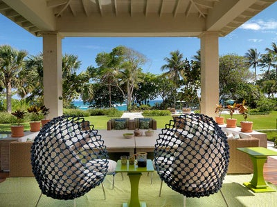 Kemble Interiors, Inc. - Dominican Republic Private Residence